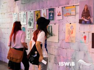 ISWiB 2019: Art Night