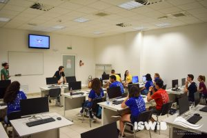 ISWiB 2019: Workshops