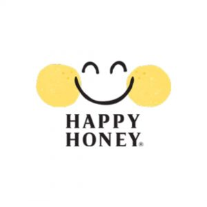 Happy Honey - logo