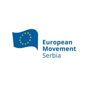 European Movement Serbia - logo